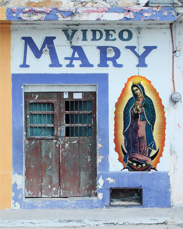 video mary