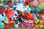 'Toys, Zocalo, Merida'