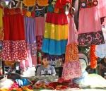 'Dress vendor, Merida'